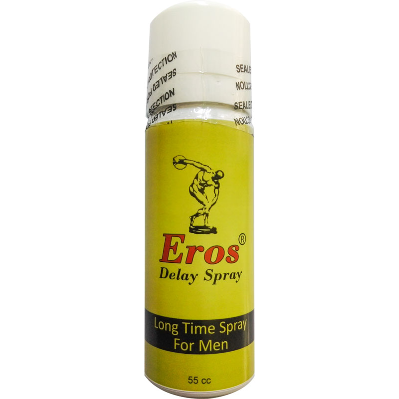 Eros Long Time Spray - 55cc Büyük Boy Sprey