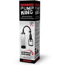DreamBox Pump King 21.6 cm boy 7.5 cm çap Penis Pompası L-110828