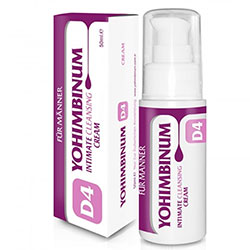 Yohimbinum D4 Cream For Men 50 ml C-1514