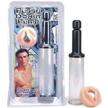 Pussy Donat Enlargement Pump Vajina Ağızlı Penis Vakum Pompası C-428