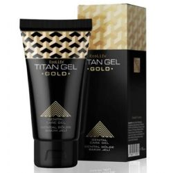 EroLife Titan Gel Gold 50 ml Penis Bakım Kremi C-5082