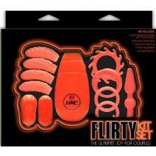 Flirty Kit 11 Parça Erotik Çiftler Orgazm Kiti C-N0004PO