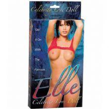 Elle Sex Doll 3 İşlevli Şişme Kadın L-20K52-BX