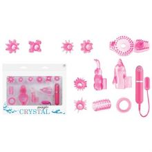 Magic Crystal 12 li Orgazm Seti C-024