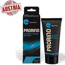 Hot Ero Black Line Prorino Cream For Man C-1211