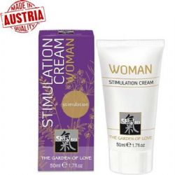 Shiatsu Stimulation Cream For Women C-1271