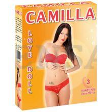 Camilla Love Doll 3 İşlevli Şişme Kadın C-2024-C