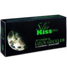 Silky Kiss Gold - (Uzun Geceler) Prezervatif C-5041