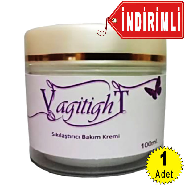 KAMPANYALI 1 KUTU Vagitight - Vaginal Tightening Cream 100ml